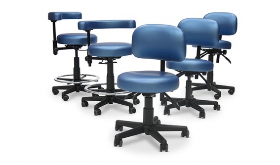 Dentifab Dental and Assistant's Stools